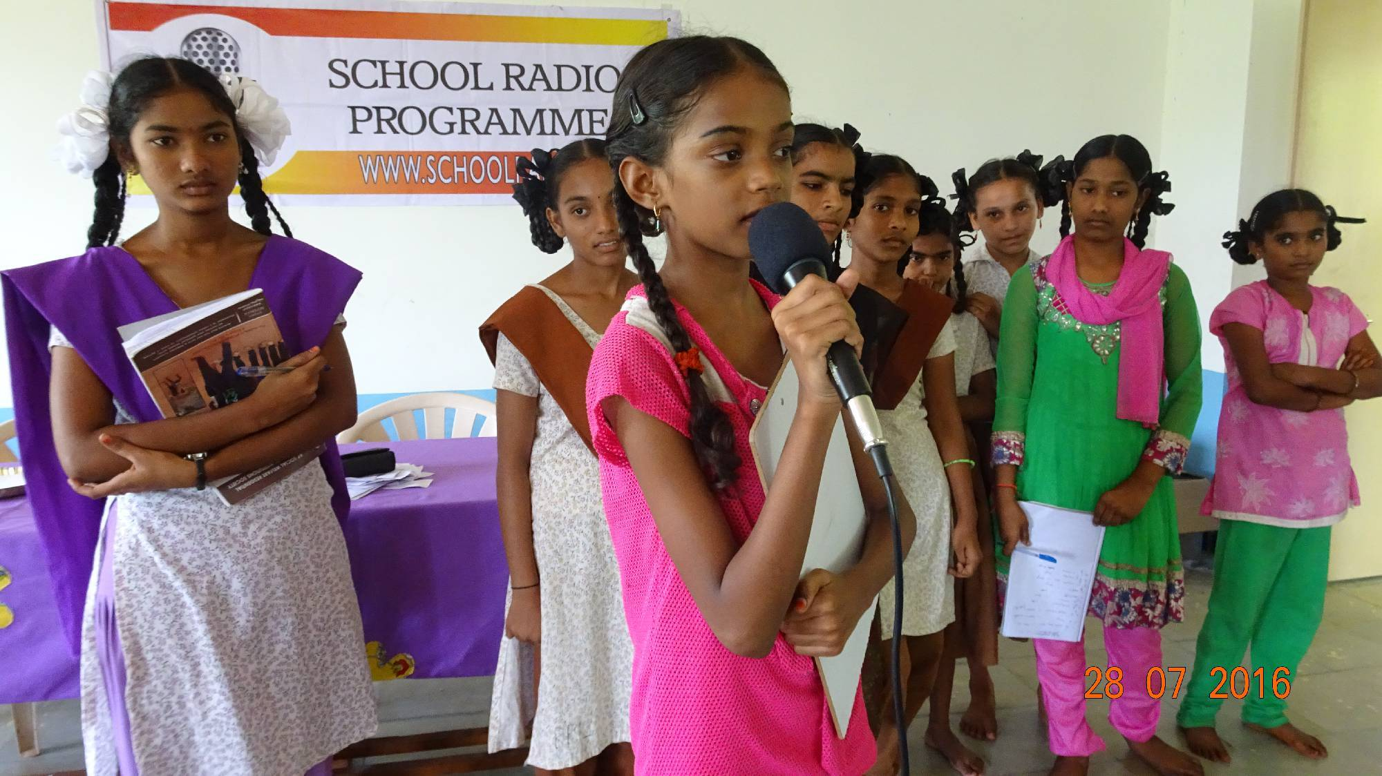 Vijayapuri South School Radio Club