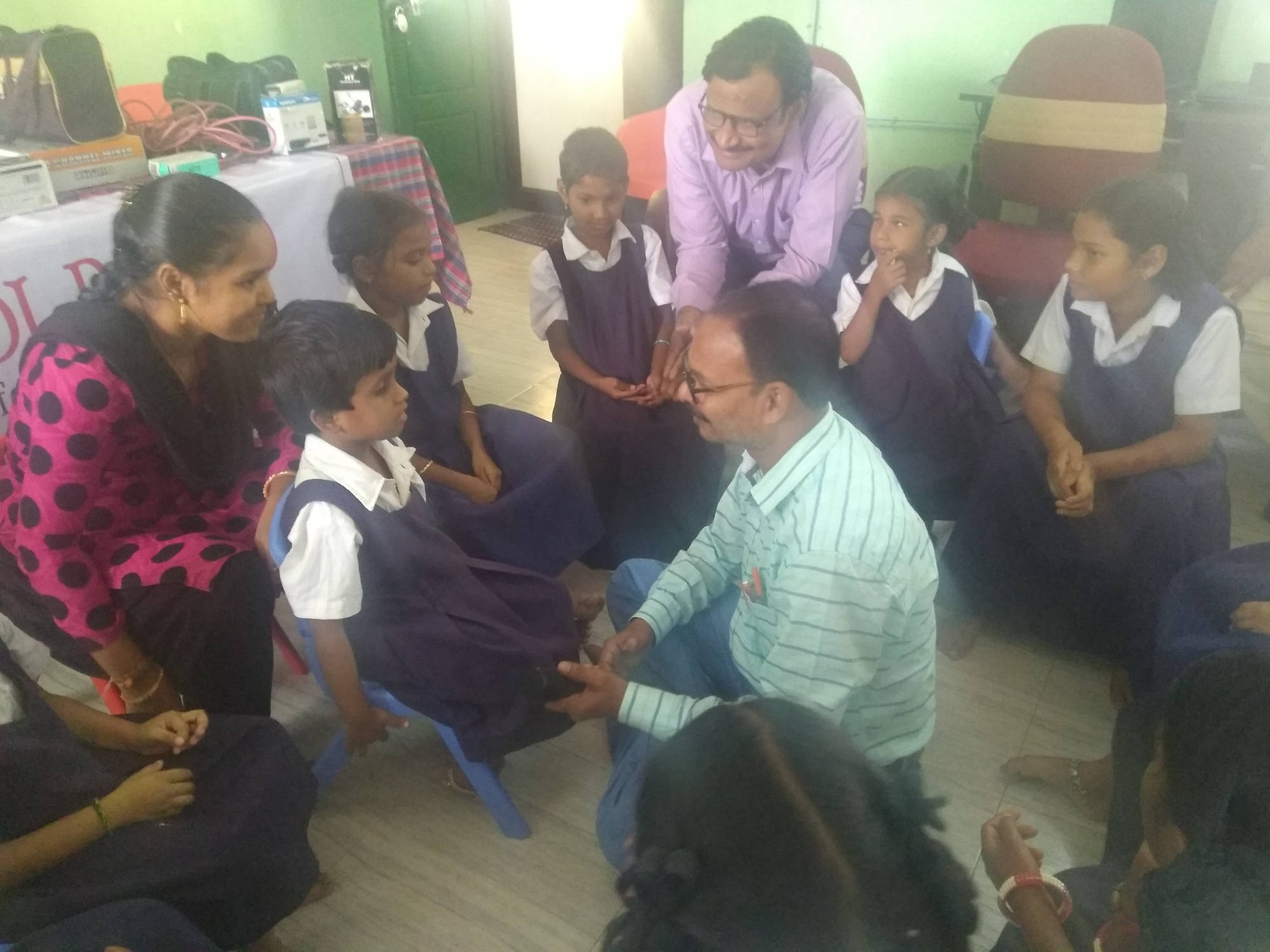 Government Residential School for Visually Handicapped (Girls)